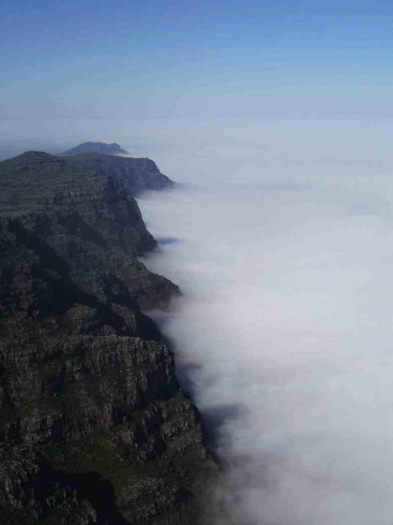 View form Table Mountain
