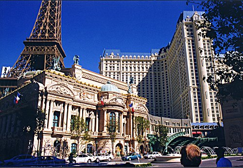 The Paris Hotel and Casino